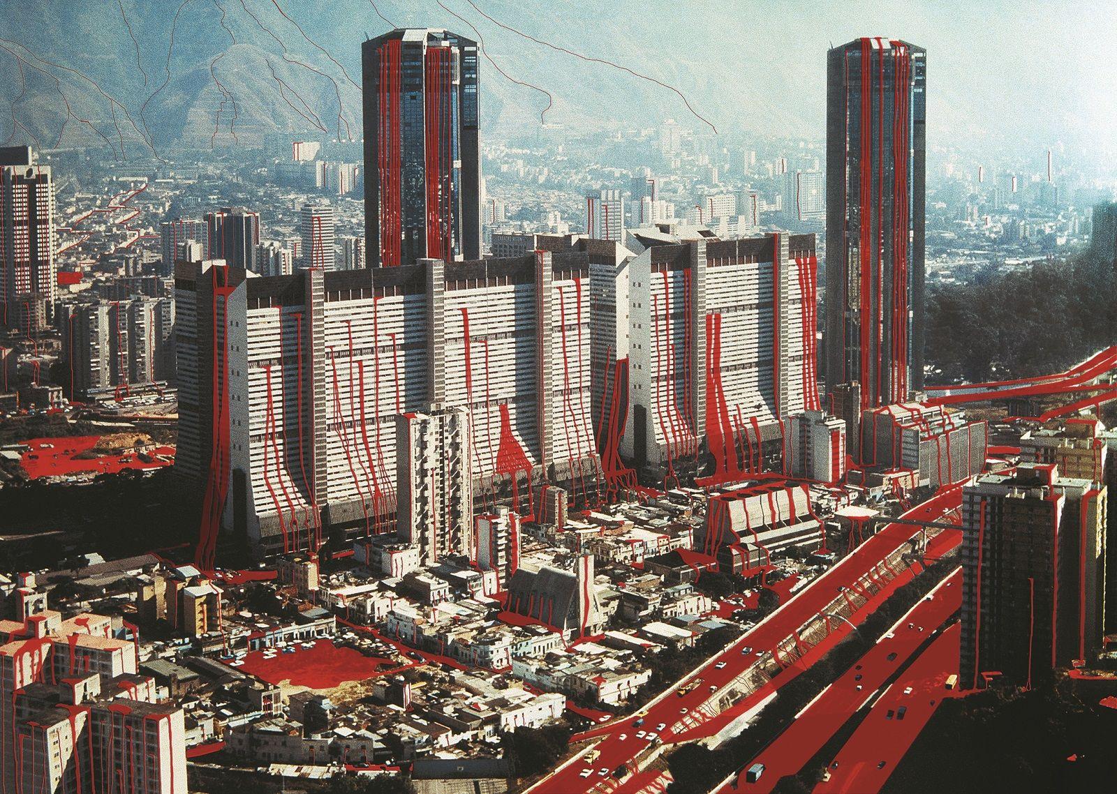 Caracas Sangrante Foto: Nelson Garrido