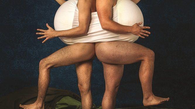 Hombre bola (2015) Foto: Nelson Garrido