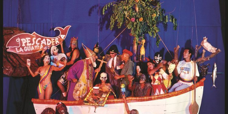 La nave de los locos (1999) Foto: Nelson Garrido