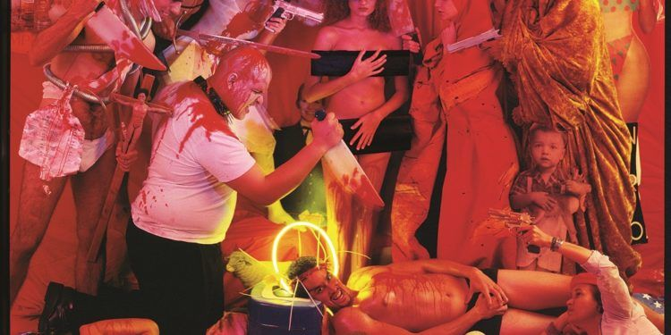 Vientos de violencia (2001) Foto: Nelson Garrido