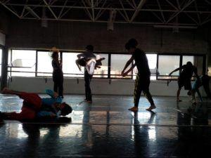 Laboratorio de Improvisación dirigido por Inés Rojas