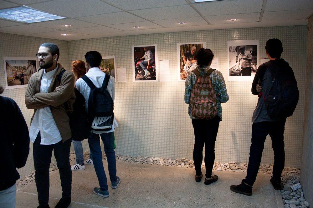 La exposición Los zapatos del otro se realiza en distintas ciudades del mundo