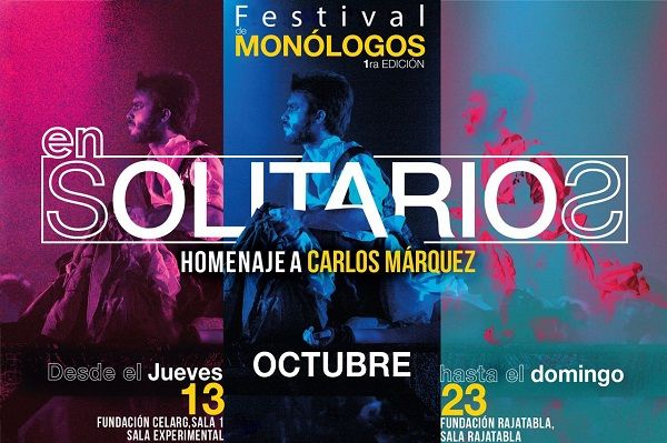 Festival de monologos en solitario