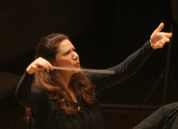 Isabel Palacios. Foto: Orquesta Sinfónica de Venezuela