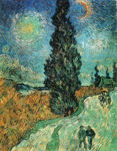 camino-con-cipres-bajo-el-cielo-estrellado-1890-van-gogh