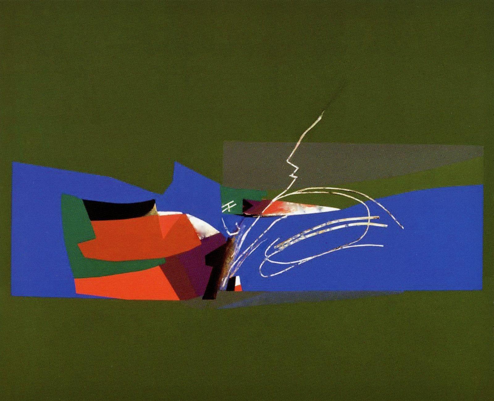 """""""Boom""""- 1980 de Mercedes Pardo Foto: Fundación Otero-Pardo"""