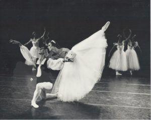 """""""Chopiniana"""" Laura Fiorucci y Christian Pérez"""