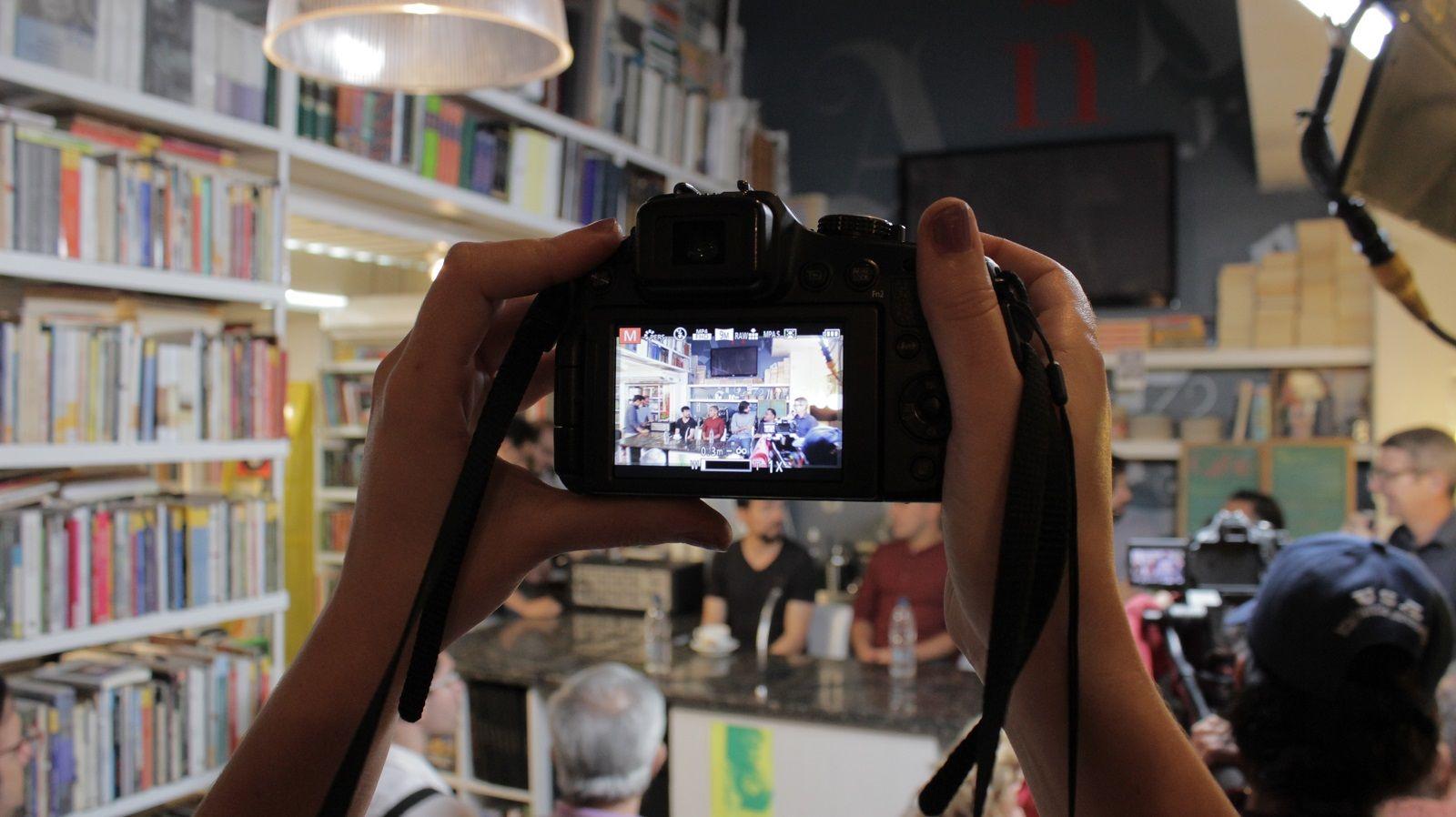 Foto: Anais Frobert, Escuela Nacional de Cine