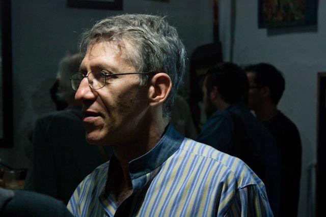 """""""La necesidad expresiva puede cambiar en cada serie, pero siempre debe mantener la diversión para que la obra no pierda el sentido"""", dice Sánchez"""