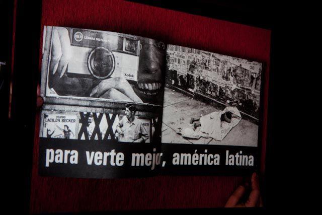"""""""Para verte mejor América Latina"""", de Paolo Gasparini Foto: Gerardo Rojas"""