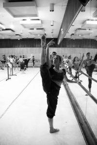 Bailarina: Beatriz Márquez (BTC). Foto: Alejandro De La Barra