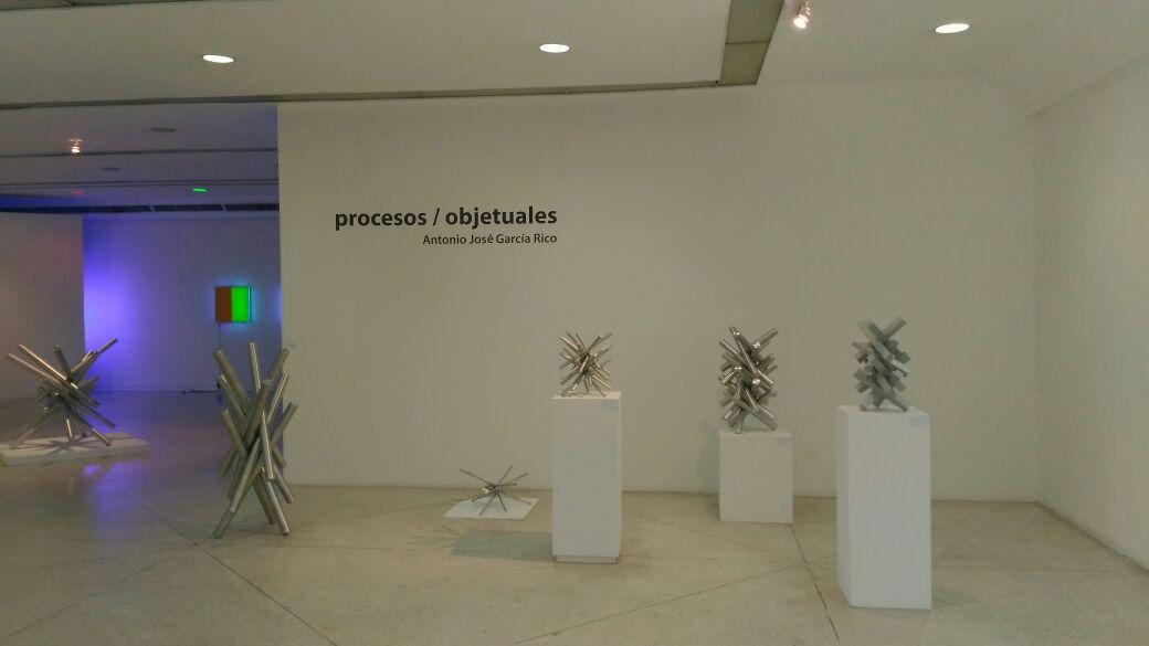 Instalación de Antonio José García Rico en el MAO
