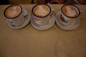 Así luce el mejor café del Centro de Caracas Foto: Gerardo Rojas