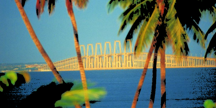 Puente Rafael Urdaneta Foto: Karl Weidmann