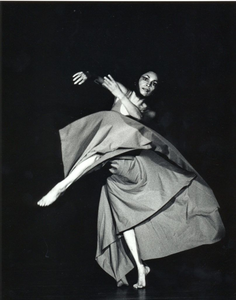 """""""Duración Solo"""" (1960). Foto: Miguel Gracia"""