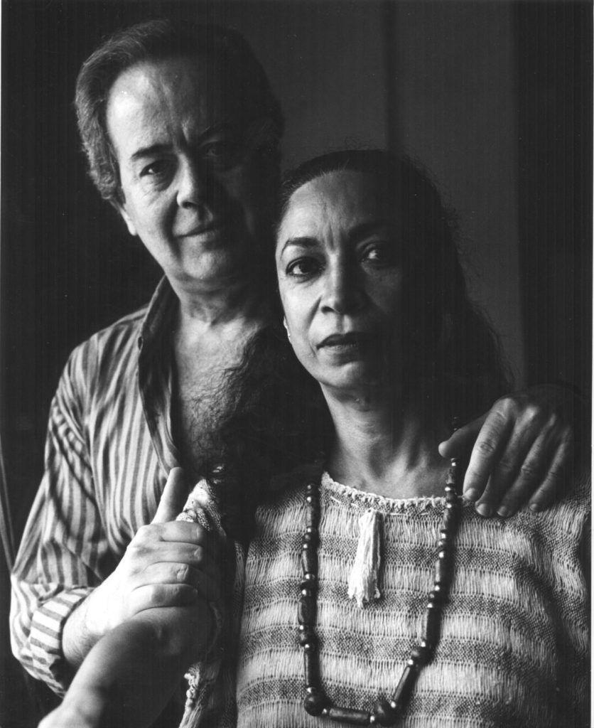 Sonia Sanoja y su esposo Alfredo Silva Estrada. Foto: S/N