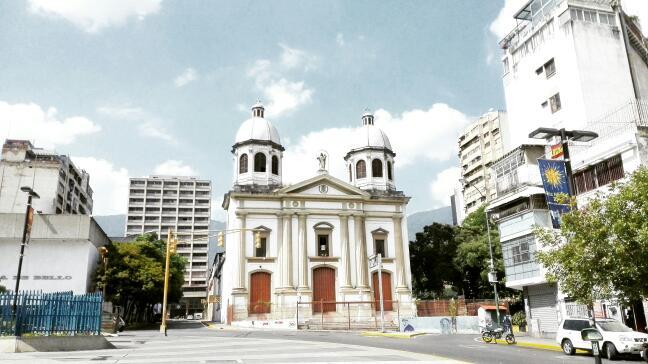 Iglesia Nuestra Señora de Las Mercedes. Foto: Gerardo Rojas