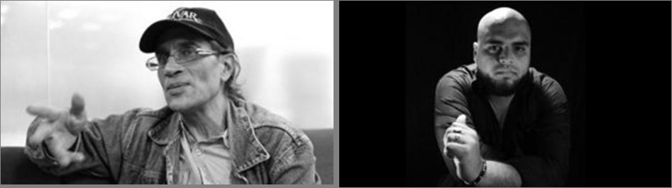 Poetas: Iván Padilla Bravo y el nobel, Francisco Catalano