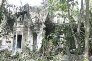 Patrimonio en decadencia