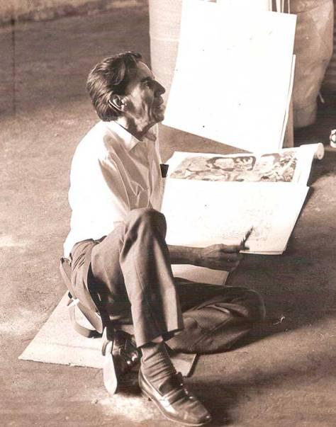 César Rengifo es uno de los artistas más destacados del siglo XX