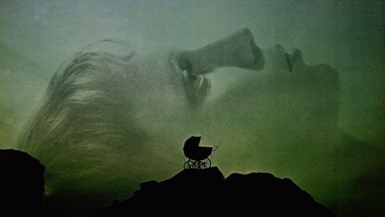 """Foto:Youtube de """"El bebé de Rosemar""""y (1968)"""