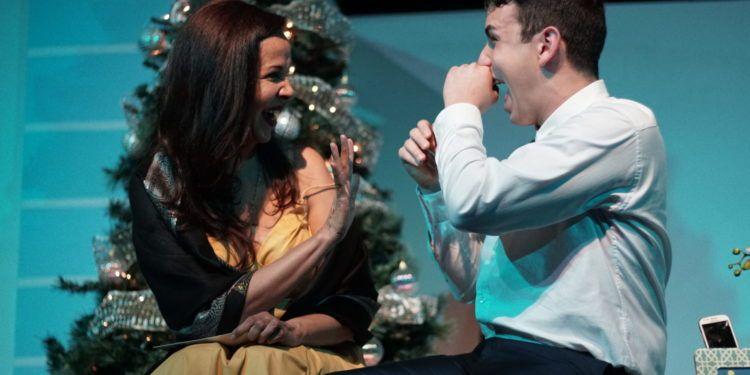 """""""Menos cincuenta"""" se encuentra en los teatros del BOD Foto: Daniel Dannery"""