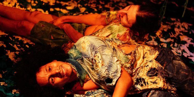 """""""Los Náufragos"""" es la historia, en tono de comedia, de dos amigos, que perdidos, terminan encontrándose Foto: Daniel Dannery"""