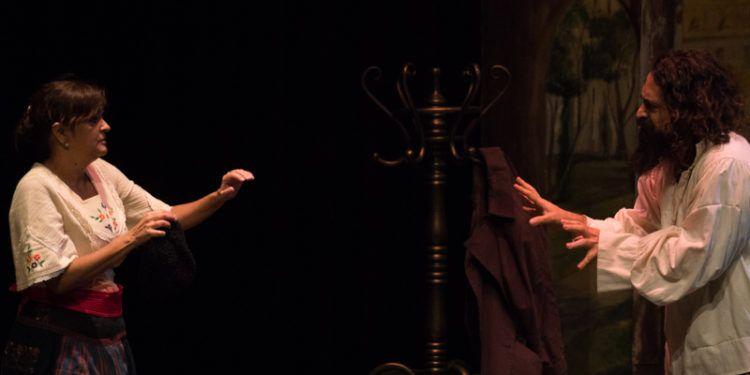 El dueto Strada-Vielma en escena Foto: Daniel Dannery