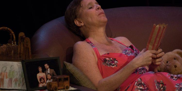 La actriz Matilda Corral,graduada en el Actor Studio interpreta a Nora Foto: Danniel Dannery