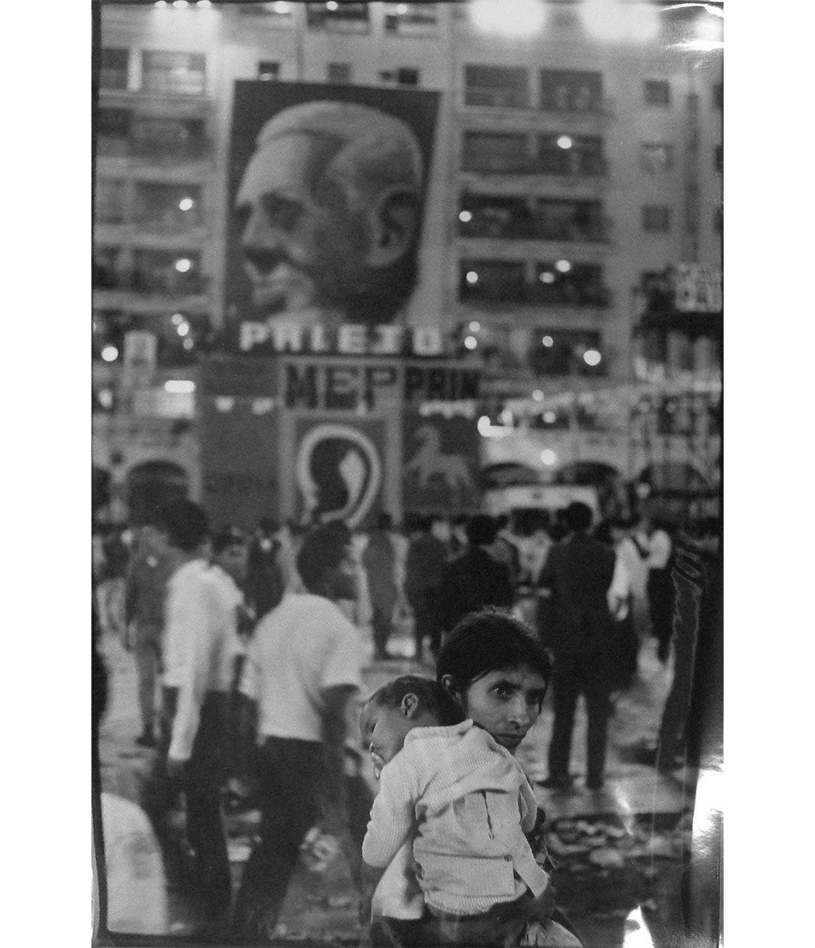 """Paolo Gasparini """"Democracia y poder"""" (1968) Foto: coleccioncisneros.org"""