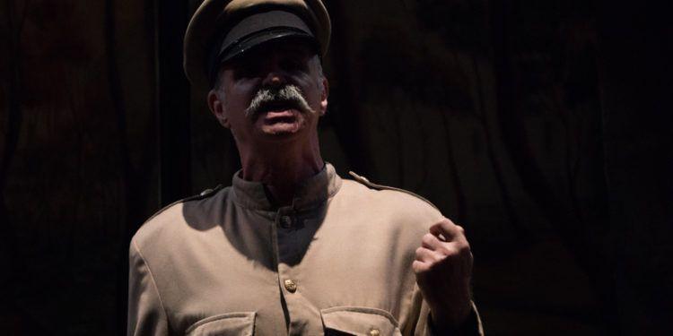 """""""Cartas de amor a Stalin"""" se presenta en el Trasnocho Cultural todos los jueves Foto: Daniel Dannery"""