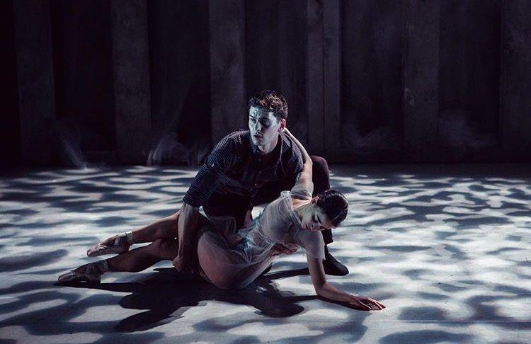 Giselle, de Ludovic Ondiviela. Bailarines: Ana Karina Enríquez y Matt Petty. Fotógrafo: Declan English