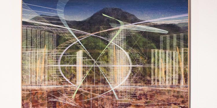 Representación de las reflexiones de Quilici sobre la ciudad de Caracas