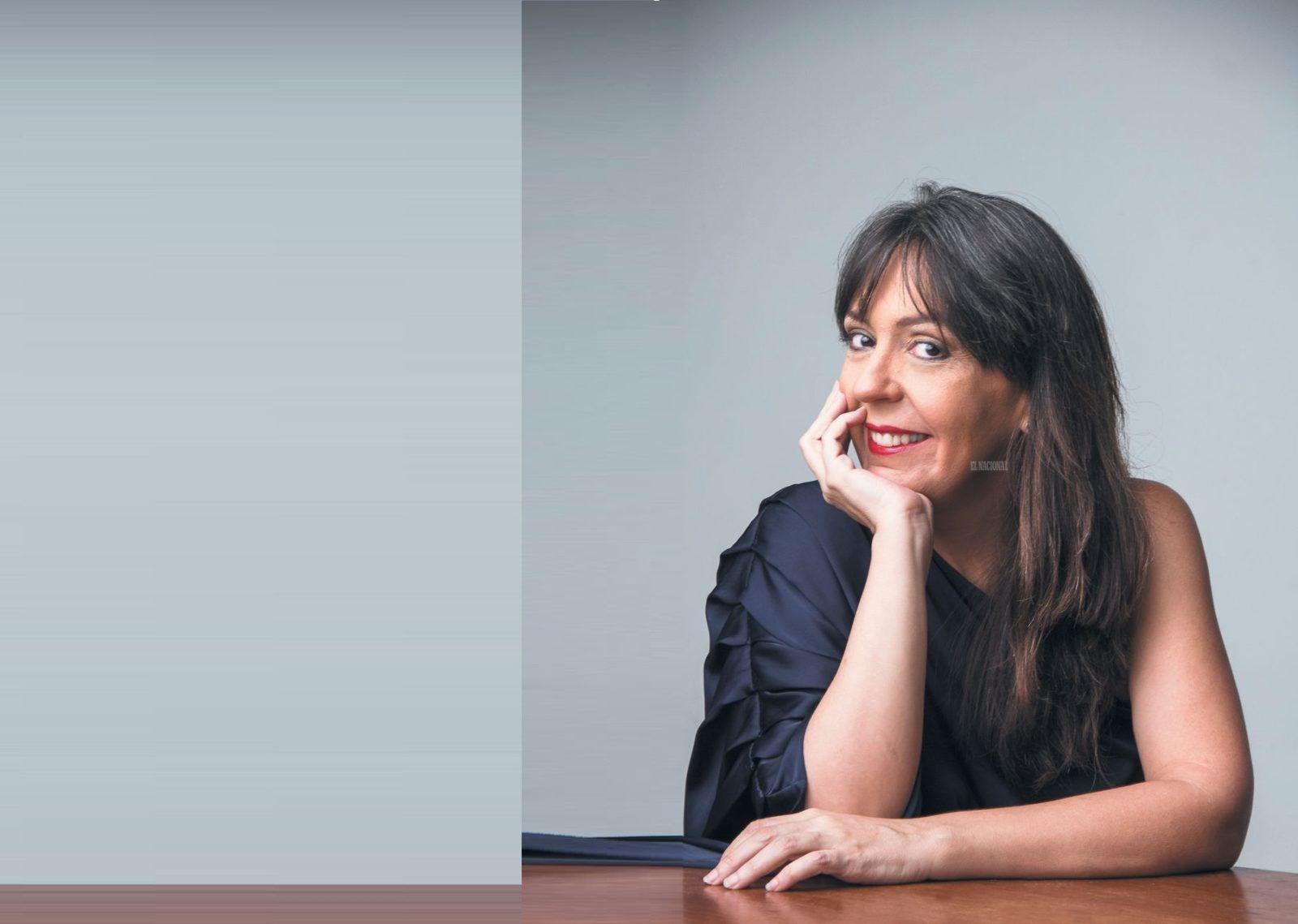 Mónica Montañés: Venezuela es una fuente inagotable para un escritor –  Esfera Cultural